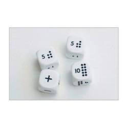 Numicon 4 dobbelstenen